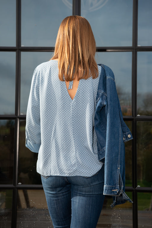 Willow - Chambray Blue