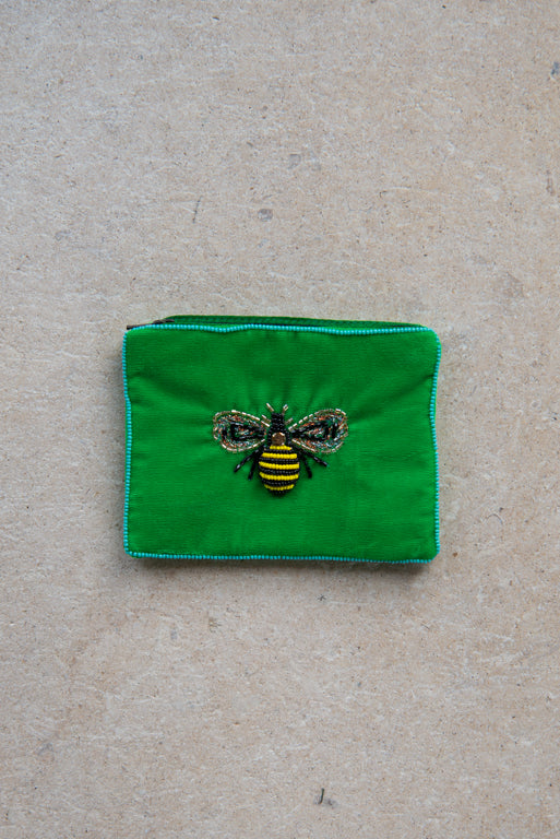 Bee Purse - Two sizes available