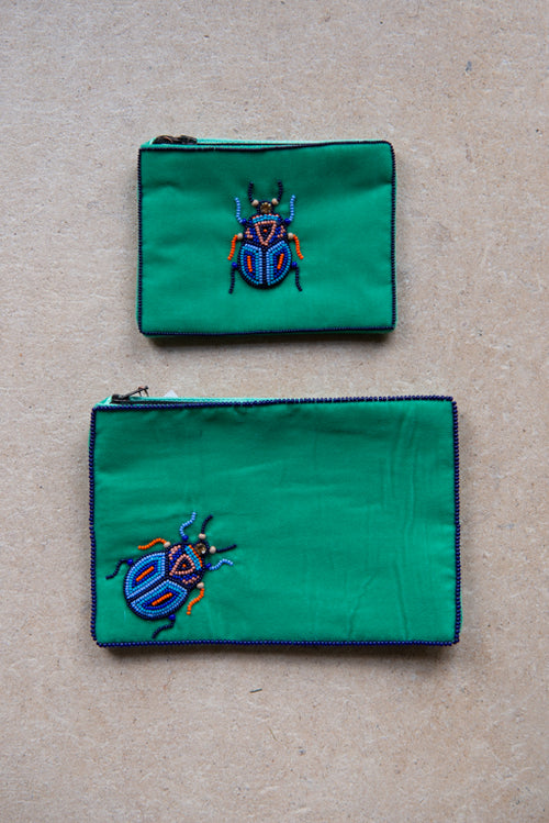 Beetle Purse - Two sizes available