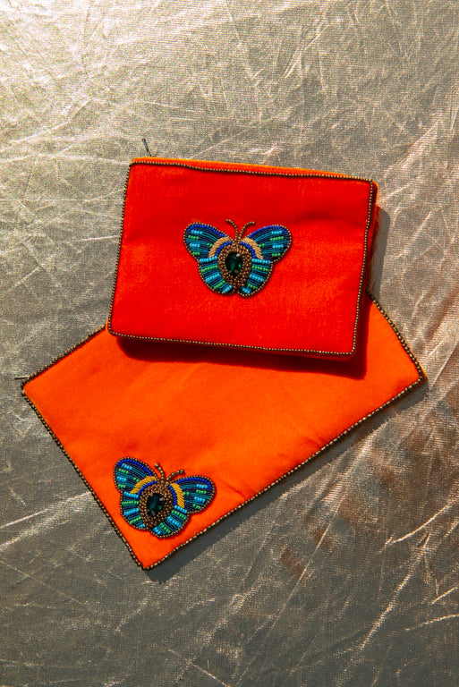 Butterfly Purse - Two sizes available
