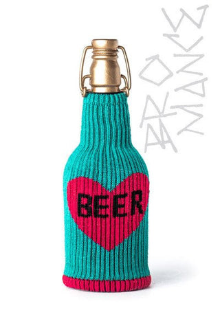 Bromance Beer Bottle Insulator