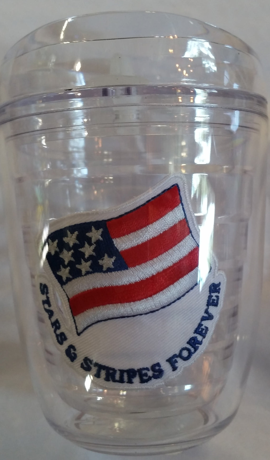 Tumbler 12oz w/Straw - Our Nation's Creations