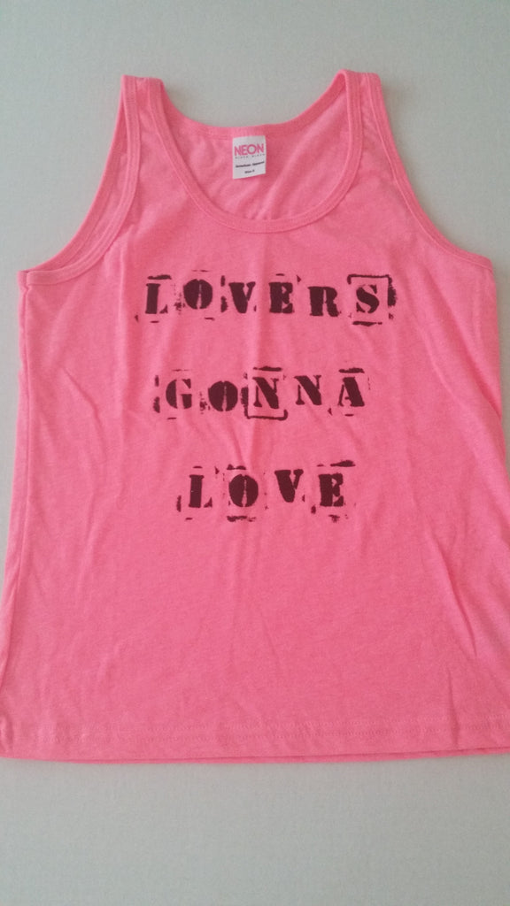 Tank Kids Lovers Gonna Love - Our Nation's Creations