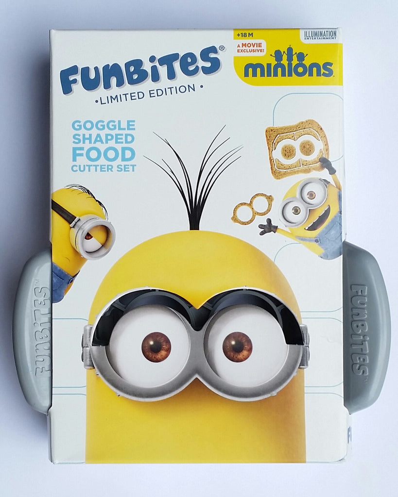 Funbites Limited Edition Minions Goggles - Our Nation's Creations