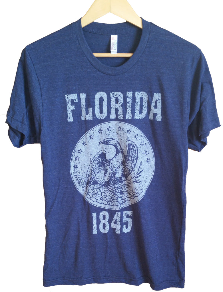 Florida Seal Unisex T-Shirt - Our Nation's Creations