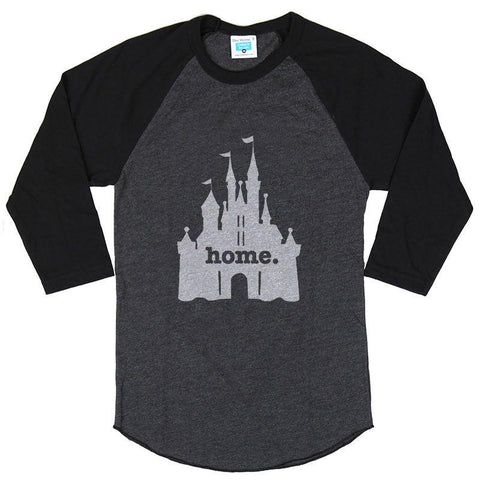 Home T Castle Baseball T