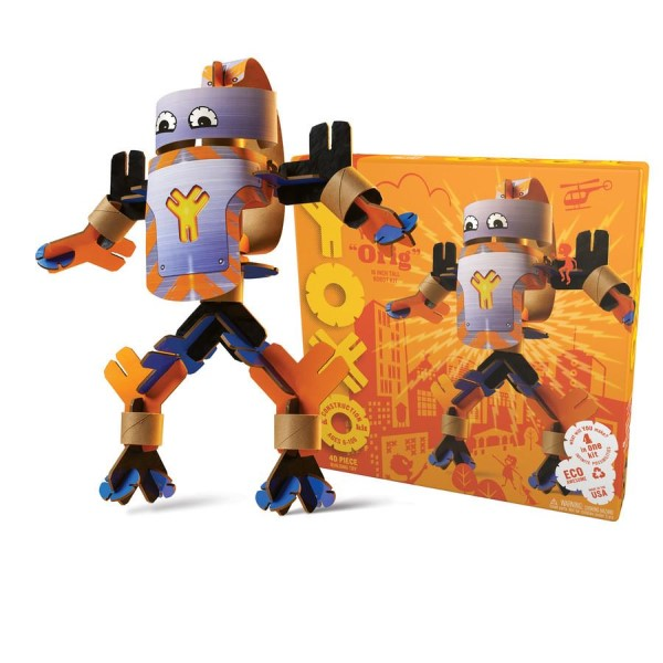 YOXO Orig Robot Building Toy - Our Nation's Creations