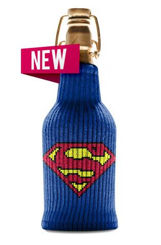 Freaker Bottle Insulator Superman Logo - Our Nation's Creations