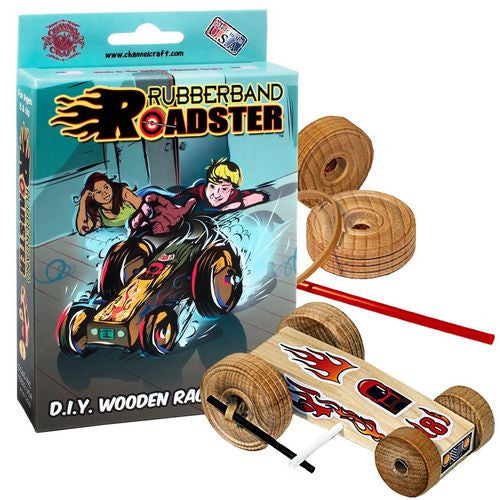 Toys ~ Rubberband Roadster - Our Nation's Creations