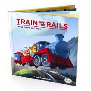 Train off the Rails - Our Nation's Creations