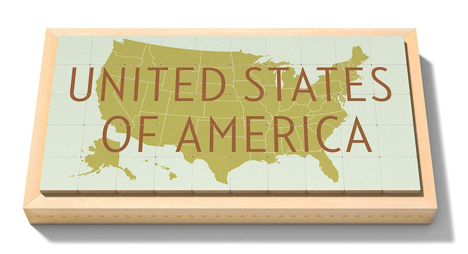 Blocks ~ United States of America - Our Nation's Creations
