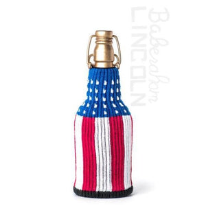 Freaker Bottle Insulator Baberaham Lincoln - Our Nation's Creations