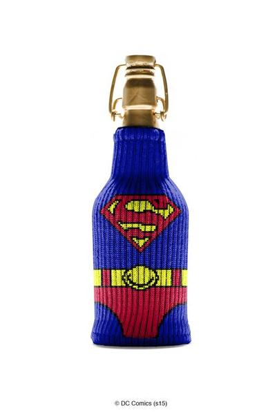 Freaker Bottle Insulator Superman Suit - Our Nation's Creations