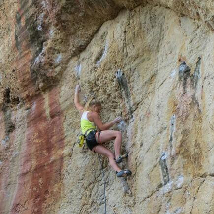 Why Rock Climbing is Amazing for your Body and Mind.
