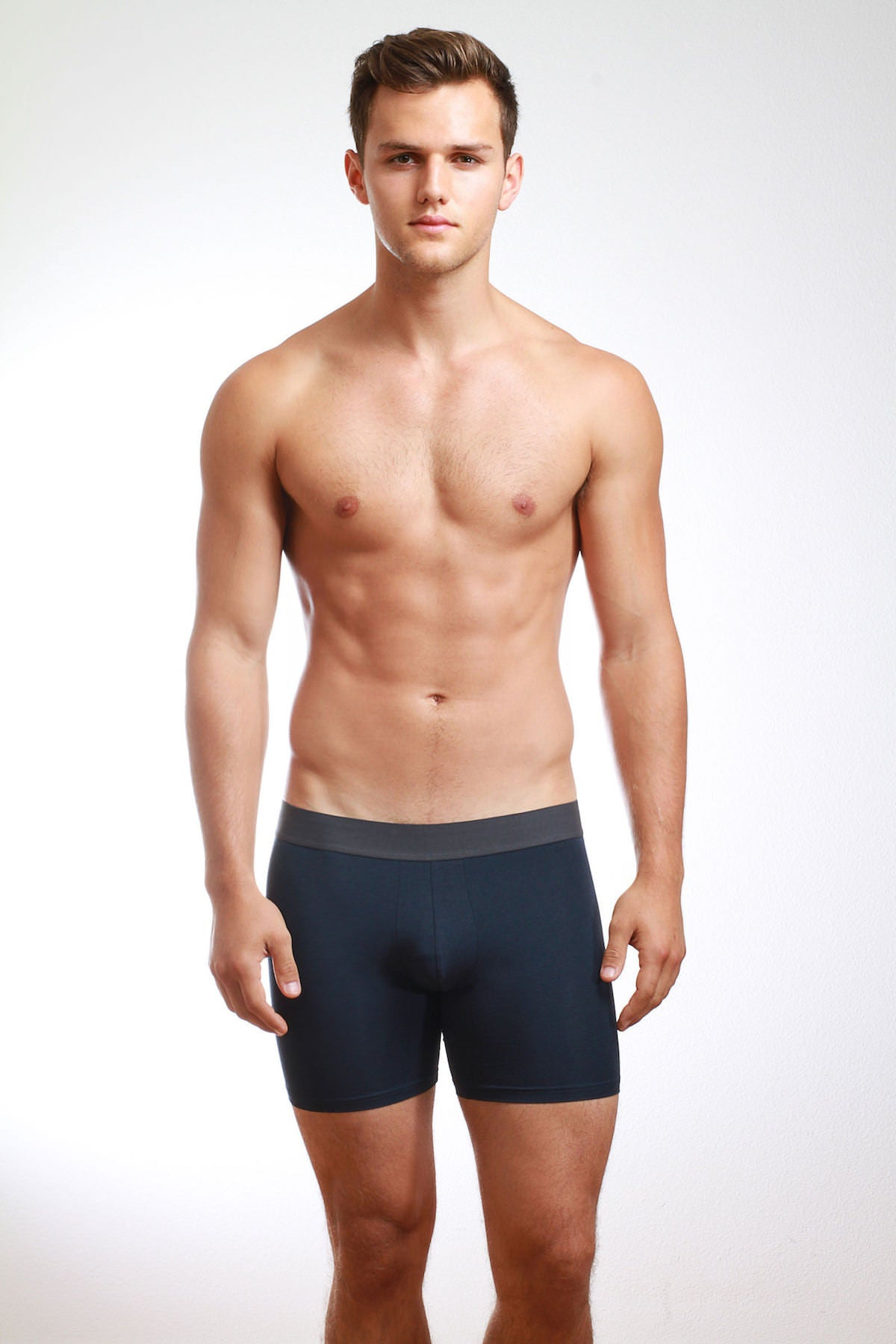 Men's Modal Boxer Briefs - The Comfortable Boxers Co.  - 1
