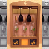 Custom Handmade Wine Rack - FREE U.S. SHIPPING