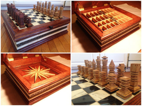 World Class Chess Board