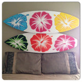 Custom Surfboard Headboard - Free U.S. Shipping