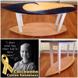Jonny's Table - Help Fight Childhood Cancer