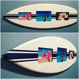 Custom Handmade Surfboard Picture Frame FREE US SHIPPING