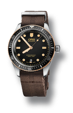 Diver 65 Top Ring 40MM
