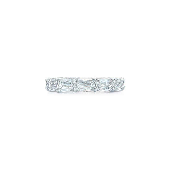 ASHOKA® Diamond Wedding Ring