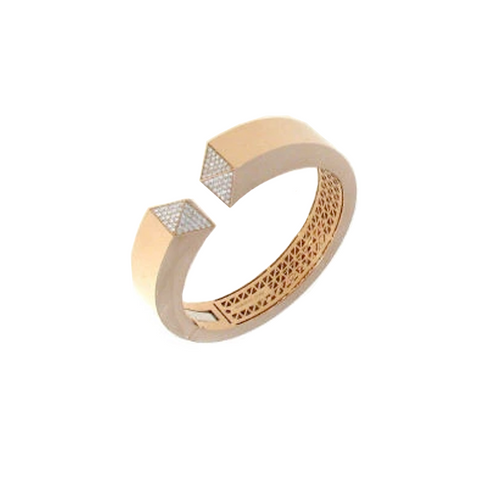 18K Rose Gold Sauvage Prive Bracelet from Roberto Coin