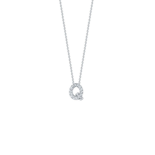 18k White Gold Diamond