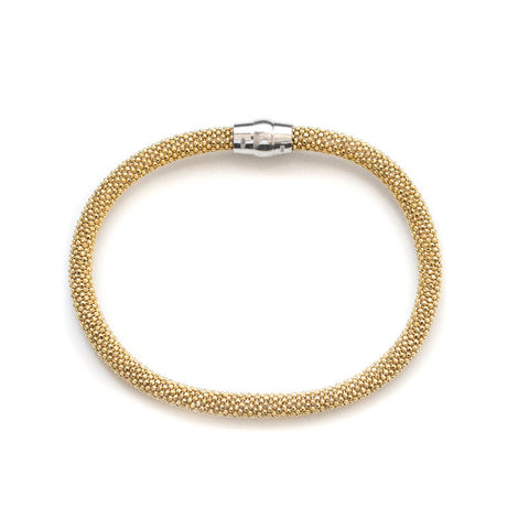 Amore Magnete Yellow Gold Bracelet