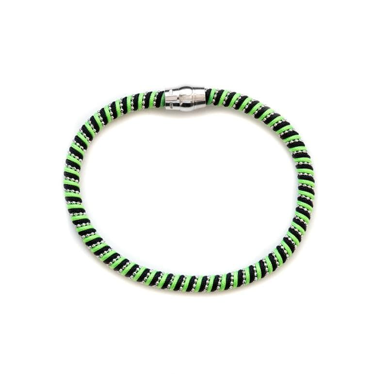 Seattle Green Amore Magnete Bracelet