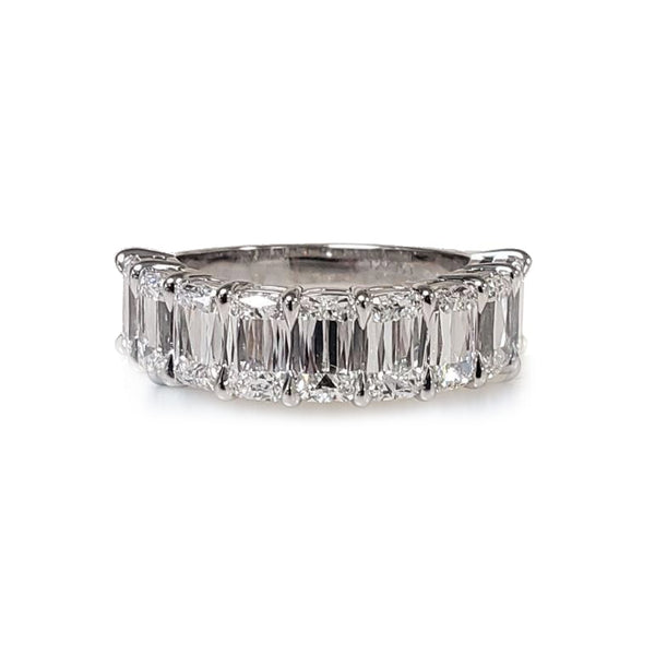 The ASHOKA® platinum Diamond Band