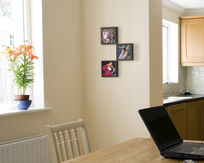 Customize Your Photo Collage Frames Dining Room Wall Decor