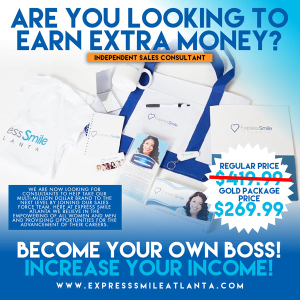 Fire Your Boss! Start Your Own Business! Work From Home. Join Our Team! - GOLD Package