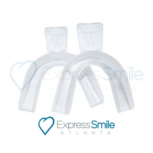 Replacement Mouth Trays (1 Pair) - Express Smile Atlanta