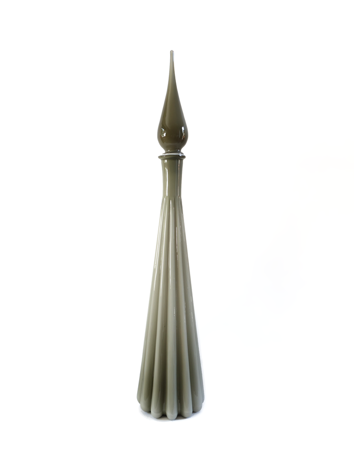Empoli Grey Floor Decanter No. 1