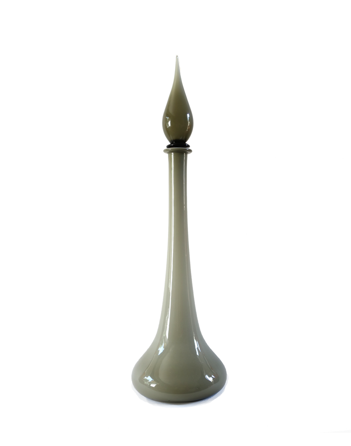 Empoli Grey Floor Decanter