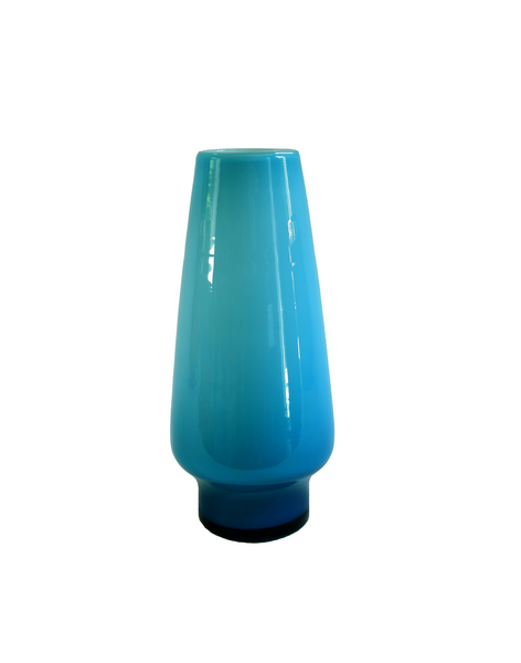 Teal Empoli Tapered Vase