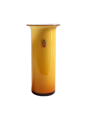 Holmegaard Vase from Rainbow range by Michael Bang