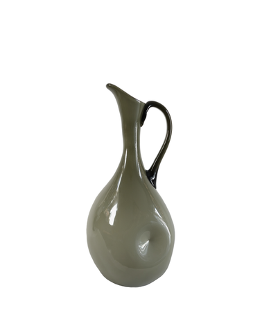 Empoli Grey Dimpled Pitcher