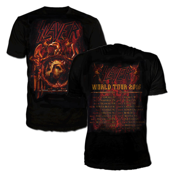 Repentless Eagle 2016 Tour T-Shirt