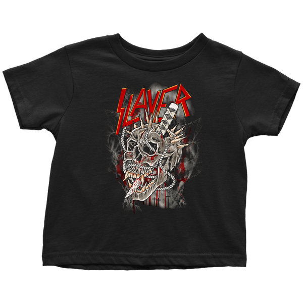 Spiky Demon Toddler Tee