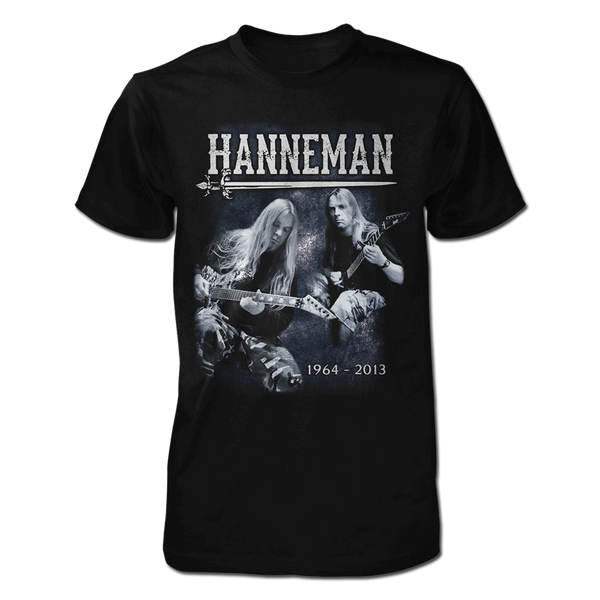 Jeff Hanneman Tribute Mens T-Shirt