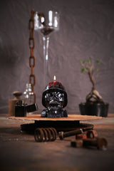 Wehrmacht Skull Candle