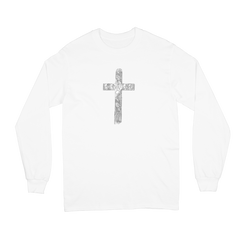 Seasons White Long Sleeve