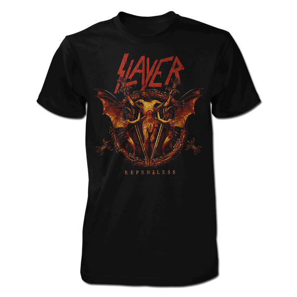 Demon Christ Repentless Tee