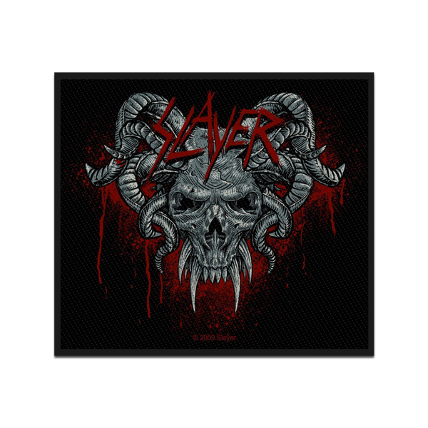 Demonic Woven Patch