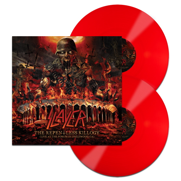 The Repentless Killogy Vinyl