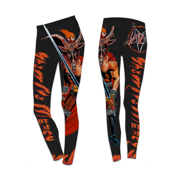 Show No Mercy Leggings