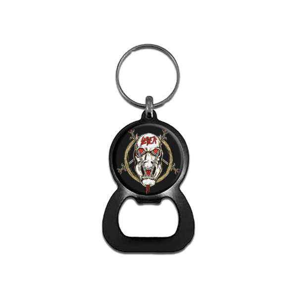 Pentademon Bottle Opener Keychain