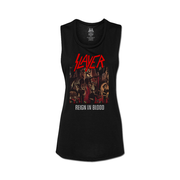 Reign In Blood Muscle Tank